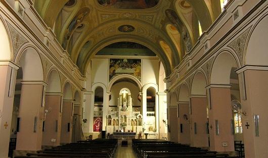Resultado de imagen para basilica nuestra señora del carmen nogoya