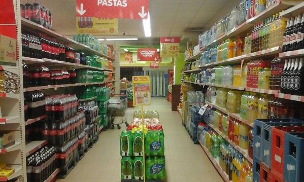 Resultado de imagen para supermercados nogoya al dia inflacion