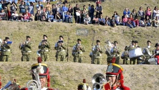 """Video: """"Despacito"""", interpretada por la Banda del Regimiento de Patricios"""