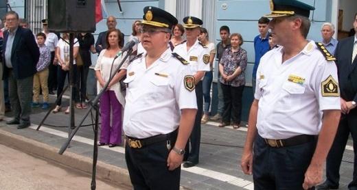 Confirman a Stoppello en la Departamenal de Nogoyá  y el Subjefe Pérez irá a San Salvador