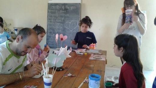 """Jóvenes de la agrupación """"27 de oktubre"""" invitan a una Jornada Solidaria"""