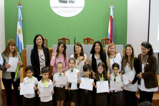 Distinguieron a los ganadores de los concursos de ambiente Enfocá tu Mirada y Letra Verde