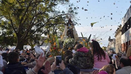 Fotos: Nogoyá celebró sus 236 años de vida cívica religiosa