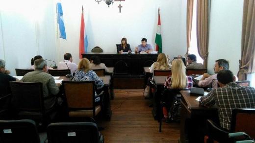 El Concejo Deliberante brindó homenaje a las víctimas del Terrorismo de Estado