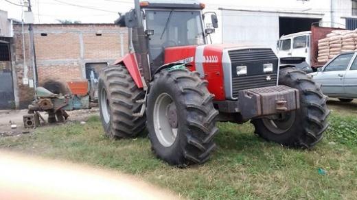 La Policía recuperó un tractor de un nogoyaenses que había sido estafado