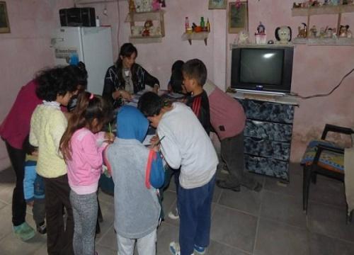 Se realizaron talleres de cuidado del cuerpo, buen trato y prevención de abuso sexual infantil