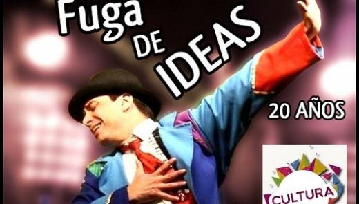 """El artista Edgar Vargas presenta """"Fuga de ideas"""" en Nogoyá"""