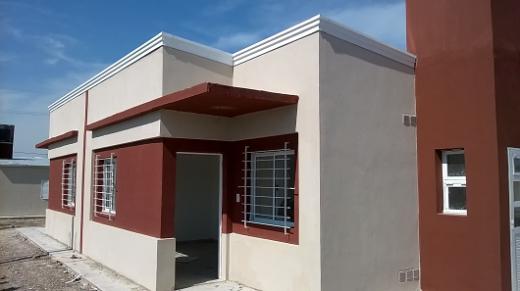 Se sortearon viviendas para 10 familias de Lucas González