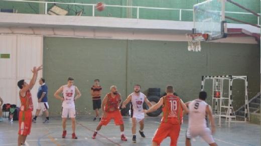 El equipo de Básquet de Nogoyá ganó en la 1° fecha de la Liga Regional