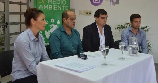 Industrias lácteas de Nogoyá se sumarán al Programa de Reconversión Industrial