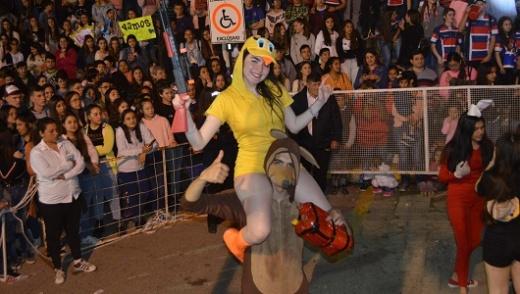 La Fiesta de la Juventud transita la recta final en Nogoyá