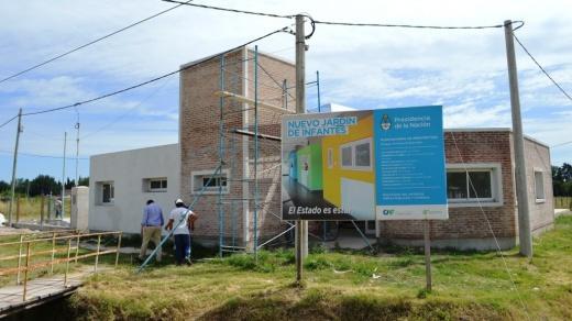 """Comienza la pre-inscripción para el futuro Jardín Maternal """"Geronimo"""""""