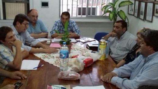 El Gobierno de Nogoyá le ofreció sólo un 6% de incremento a los municipales