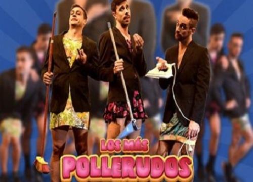"""""""Lo Lumvrise"""" presentan en la Sociedad Italiana el show """"Los más pollerudos"""""""