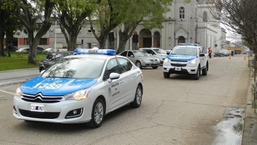 Desde la Departamental informaron los hechos más relevantes en materia policial