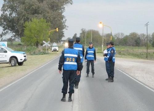 La Policía de Nogoyá dio a conocer los hechos más relevantes de la semana