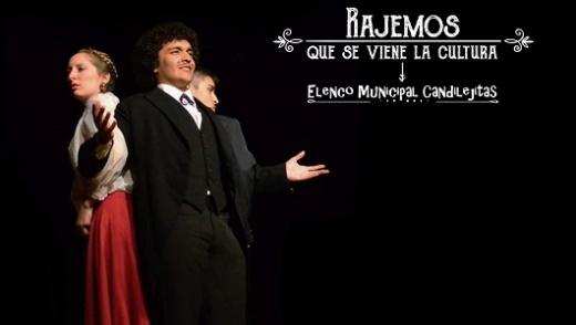 El elenco de Candilejitas se presenta este sábado en Lucas González