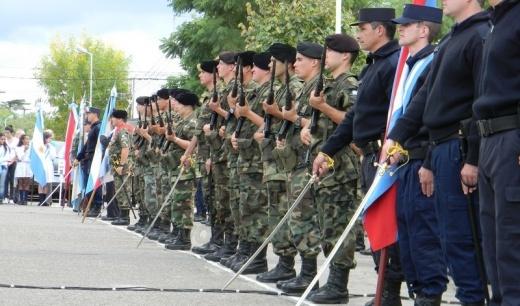 Este jueves se realiza el acto oficial en conmemoración del 25 de Mayo