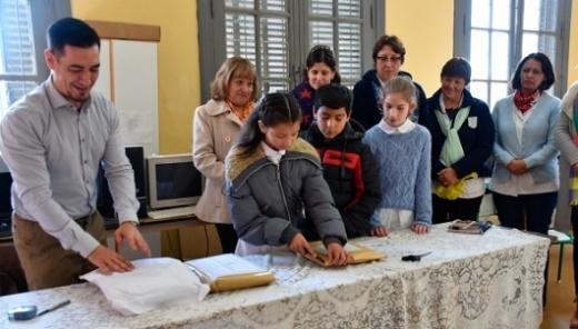 Tres empresas se presentaron para la terminación de la Escuela Alvear de Nogoyá