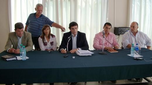 Cavagna reconoció déficits en su gestión y  promete cambios para su próximo mandato.