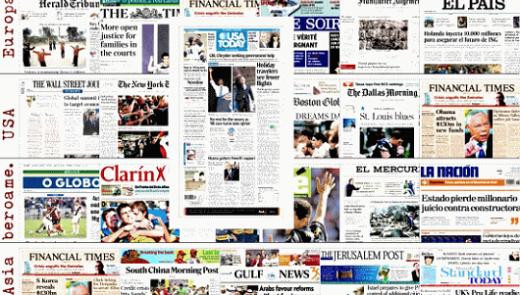 Los diarios del Mundo se hicieron eco de los tormentos de las Carmelitas Descalzas