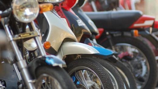 La Policía de Nogoyá recuperó una moto que había sido robada