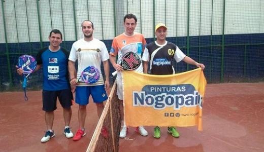 Nano Quinodoz se consagró campeón del Nacional de Padel
