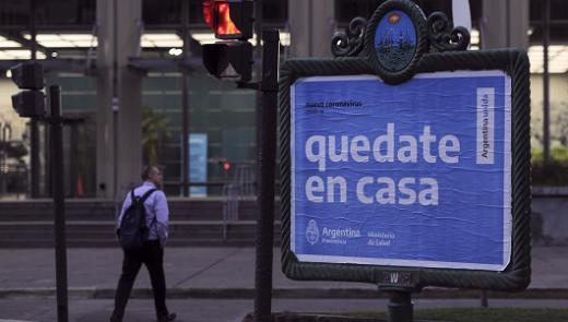 Coronavirus: Confirmaron 117 nuevos casos y el total es de 502 en Argentina