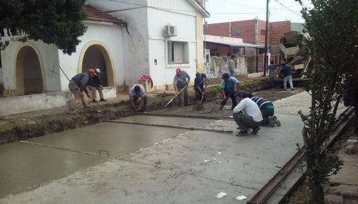 Confirmaron que trabajan en la licitación de 43 cuadras para Nogoyá