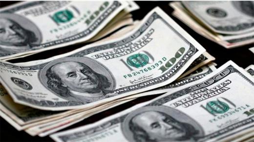 El dólar alcanzó su máximo valor en nueve meses