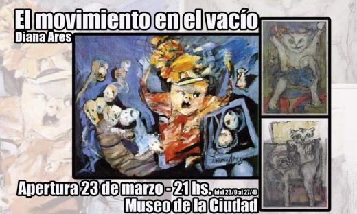 Invitan a una muestra artística en el Museo de la Ciudad