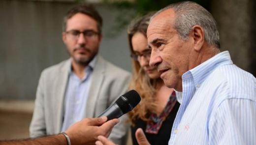 """Elecciones 2017: Schiavoni afirmó que """"no alcanza solo con el peronismo"""""""